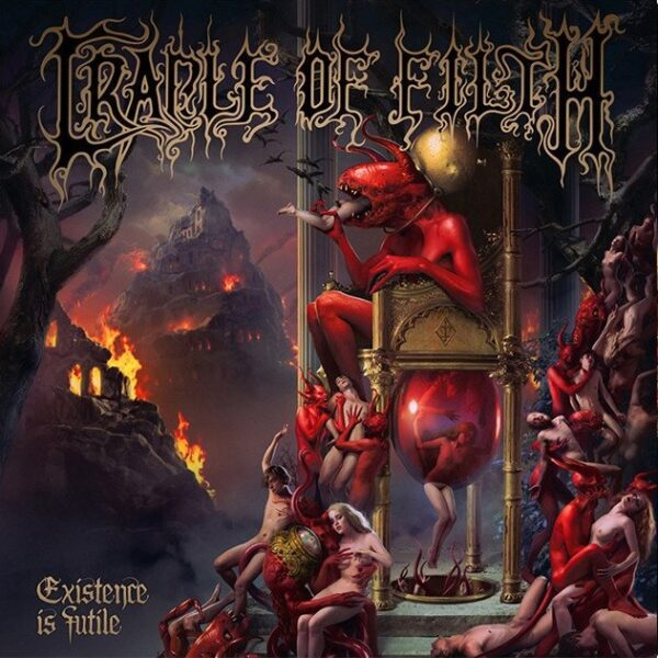Cradle Of Filth – Existence Is Futile