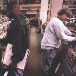 DJ Shadow – Entroducing….. – 25 (Half Speed Master)