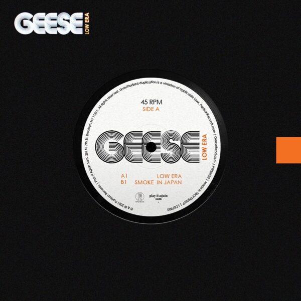 Geese – Low Era / Smoke In Japan