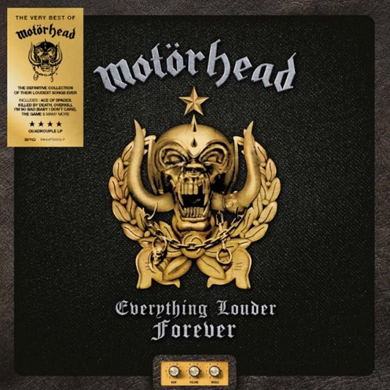 Motörhead – Everything Louder Forever – The Very Best Of