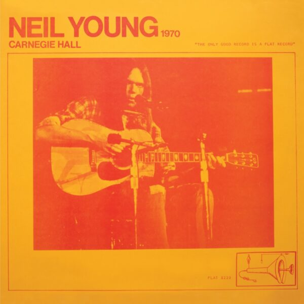 Neil Young – Carnegie Hall 1970