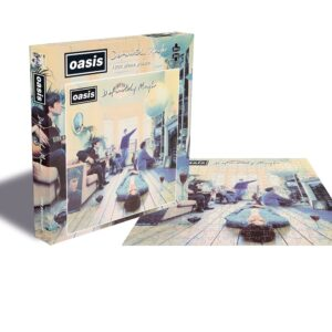 Oasis – Oasis – Definitely Maybe (1000 Piece Puzzle)