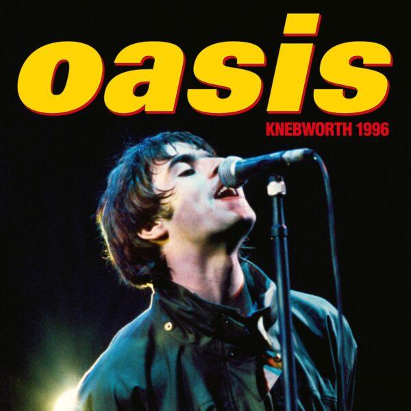 Oasis – Knebworth 1996