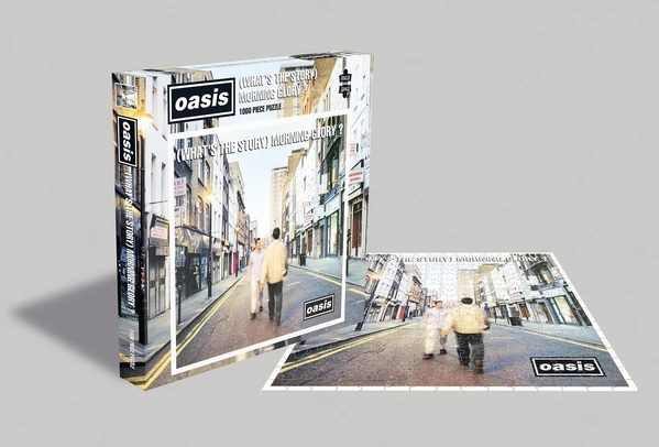 Oasis – (What's The Story) Morning Glory? (1000 Piece Puzzle)