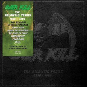 Overkill – The Atlantic Years: 1986 – 1994 Remastered (Boxset)