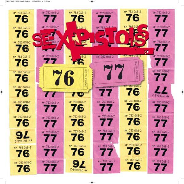 Sex Pistols – 76-77