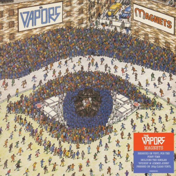 The Vapors – Magnets