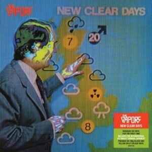 The Vapors – New Clear Days