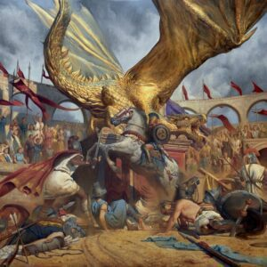 Trivium – In The Court Of The Dragon