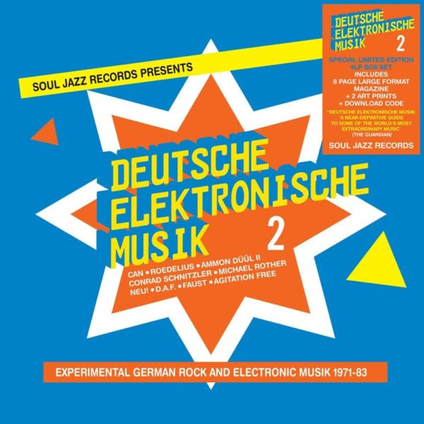 VA / Soul Jazz Records Presents – Deutsche Elektronische Musik 2