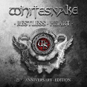 Whitesnake – Restless Heart (25th Anniversary)