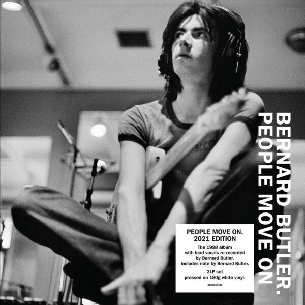 Bernard Butler – People Move On (2021 Edition)