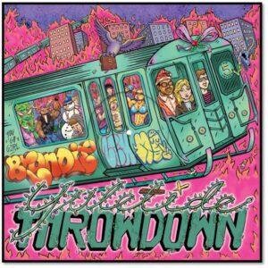 Blondie (Featuring Fab 5 Freddy) – Yuletide Throwdown (Coloured Vinyl)