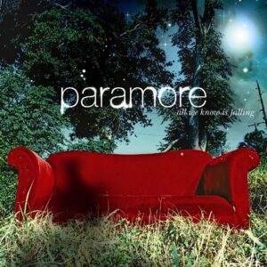 Paramore – All We Know Is Falling (Silver Vinyl)