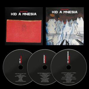 Radiohead – KID A MNESIA
