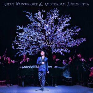 Rufus Wainwright & The Amsterdam Sinfonietta – Rufus Wainwright & The Amsterdam Sinfonietta Live