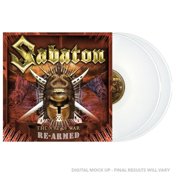 Sabaton – The Art Of War (Re-Armed)