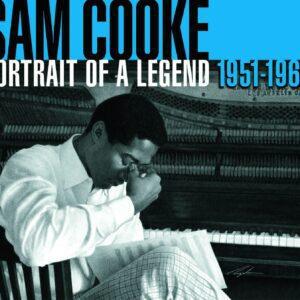 Sam Cooke – Portrait Of A Legend (Clear Coloured Vinyl)
