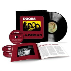 The Doors – L.A. Woman – 50th Anniversary Deluxe Edition