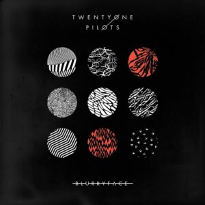 Twenty One Pilots – Blurryface (Silver Vinyl)