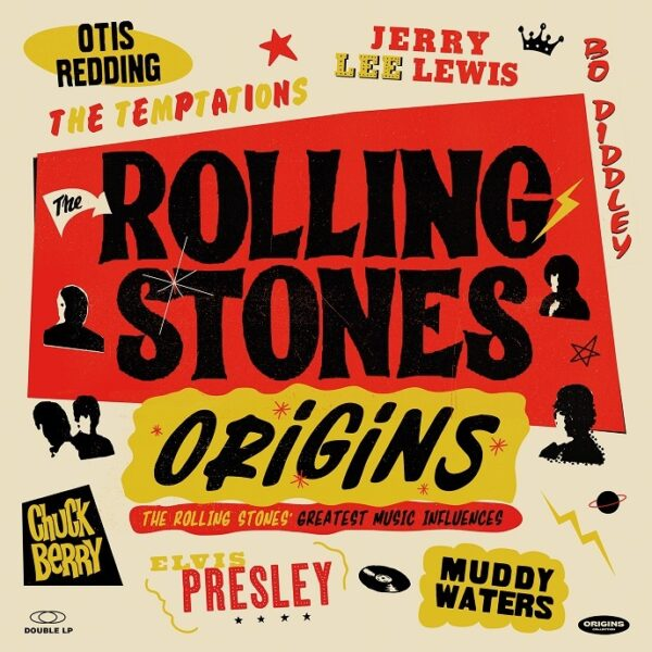 Various Artists – The Rolling Stones – Origins (Greatest Music Influences)